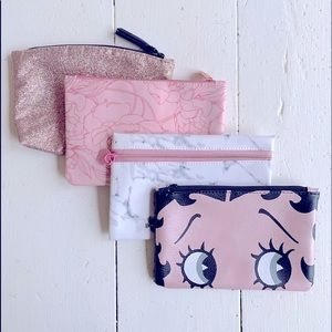 NEW!! ipsy Cosmetic Bags - 4!!
